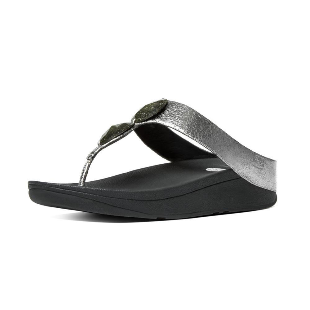 bc74ce699c529f End Of Season Sale   FitFlop Pierra Pewter